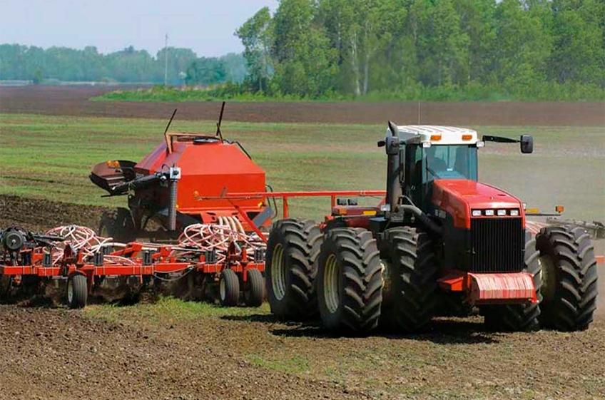 Кредитование сезонных полевых работ в России увеличилось на 25%