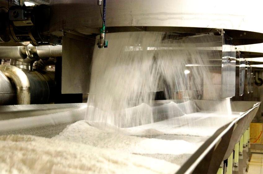 Темпы производства сахара в России ниже прошлогодних